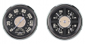 1947-1953 Chevrolet Pickup Truck Classic Instruments OE Gauge Package with Tachometer