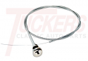 1947-1953 Throttle Cables/Knob Chevy Truck