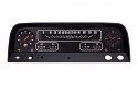 1964-1966 Chevrolet Pickup Truck Black Gauge Package by Classic Instruments CT64B
