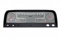1964-1966 Chevrolet Pickup Truck Gray Gauge Package by Classic Instruments CT64G
