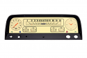 1964-1966 Chevrolet Pickup Truck Tan Gauge Package by Classic Instruments CT64T