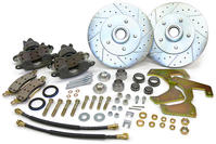 1947-1959 5 Lug Disc Brake Conversion Kit - GM Truck