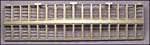 1981-1982 Inner Grill No Bowtie Reproduction GRAY - GM Truck