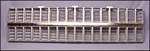 1981-1982 Inner Grill No Bowtie Reproduction Chrome- GM Truck
