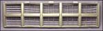 1981-1982 Inner Grille GMC Replacement Style - GM Truck