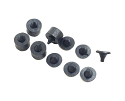 1947-1955 Hood Rubber Bumper10 pc. kit - Chevrolet/GMC Truck