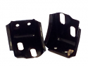 1962-1966 Rear Hood Bumper Brackets