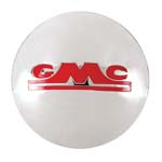 1947-1955 Hub Cap Red Letters  Set pf 4 - GMC Truck