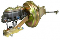 1963-1966 Power Brake Booster Kit (Drum/Drum) - GM Truck