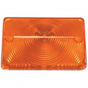 1954-1955 ParkLight Lens Amber Left/Right - Chevy