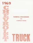 1969 Wiring Diagram Booklet - GM Truck