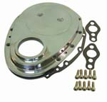 Timing Chain Cover - GM Big Block