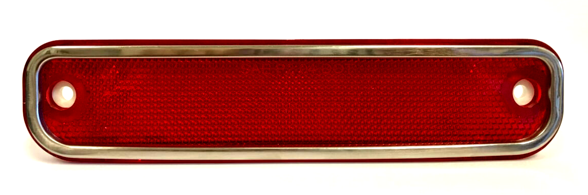 1973-1980 Original Style Deluxe Rear with Trim Right/Left Red - Chevy/GMC Truck