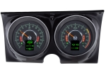 1967 Chevy Camaro RTX Dakota Digital Gauge Cluster RTX-67C-CAM