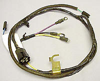 1964 1965 Under Dash Wire Harness For Trucks With Factory