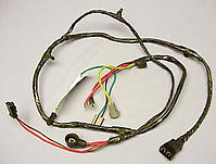 1960-1962 Alternator Conversion Harness (Update to B.I.R Altenator) - GM Truck