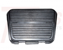1967-1972 Brake and clutch pedal pad Ribbed Pattern - GM Truck