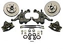 1960-1962 6 Lug Disc Brake Conversion Kit - GM Truck