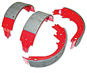1936-1950 Brake Shoes - GM Truck