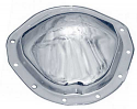 1967-1981 Differential Cover 1/2 Ton 12 Bolt Chrome Steel - GM Truck