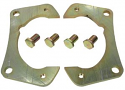 "1960-1987 Brackets pair 2.5"" Modular™ Drop Spindles"
