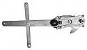 1955-1959 Window Regulator (Passengers Side) - GM Truck