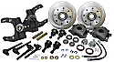 1963-1972 8 Lug Disc Brake Conversion Kit