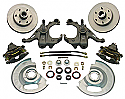 1960-1962 6lug Disc Brake Conversion Kit - GM Truck