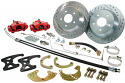 1963-1966 Rear Big Brake Kit 6 Lug Kit
