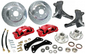 1963-1970 Big Brake Wheel 5x5 5 Lug Drop Kit