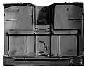 1967-1972 Chevrolet - GMC Truck Complete Cab Floor Assembly, includes braces