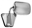 1973-1987 Mirror Left/ Right Hand Stainless