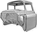 1955-1957 Chevrolet Pickup Truck Cab Assembly - Chevy Truck