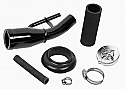 1947-1954 Chevrolet & GMC Truck Filler Neck and Hose Kit, Black - GM Truck