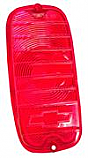 1960-1966 Chevrolet Truck Tail Light Lens