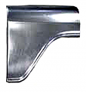 1955-1957 Front Fender Rear Half (RH) - GM Truck