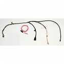 64-66 Chevy Truck Engine Harness, V8, With Factory Gauges