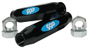 Black Aluminum Tie Rod Sleeves