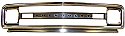1969-1970 Chevrolet Grille Shell, Outer - GM Truck