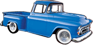 Tuckers Classic Auto Parts - Chevy Truck Parts - GMC Truck Parts
